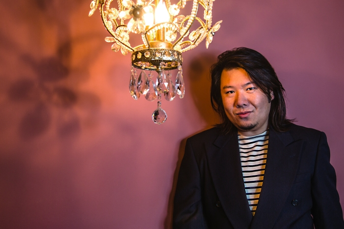 Kevin Kwan, best-selling author